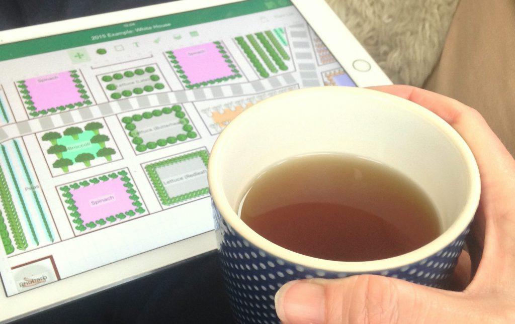 apps til haven og te